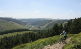 Afan valley view 1